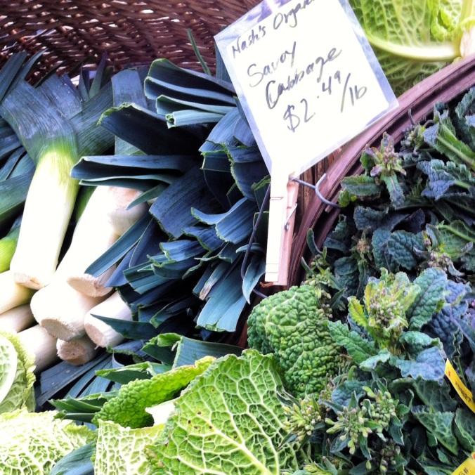 Cabbage_ Ballard Farmers Market